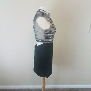 Mori Lee Dresses - Mori Lee Short Rhinestone Dress